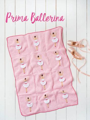 Häkelanleitung - Prima Ballerina - Best of Simply Häkeln Home-Deko 03/2019
