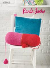 Häkelanleitung - Runde Sache - Best of Simply Häkeln Home-Deko 03/2019