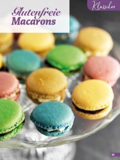 Rezept - Glutenfreie Macarons - Simply Kreativ Glutenfrei Weihnachtsbacken – 01/2019