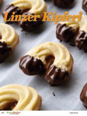 Rezept - Linzer Kipferl - Simply Backen Plätzchen backen mit Tommy Weinz 04/2019