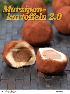 Rezept - Marzipankartoffeln 2.0 - Simply Backen Plätzchen backen mit Tommy Weinz 04/2019