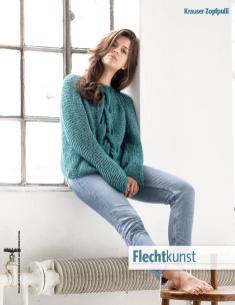 Strickanleitung - Flechtkunst - Fantastische Herbst-Strickideen 05/2019
