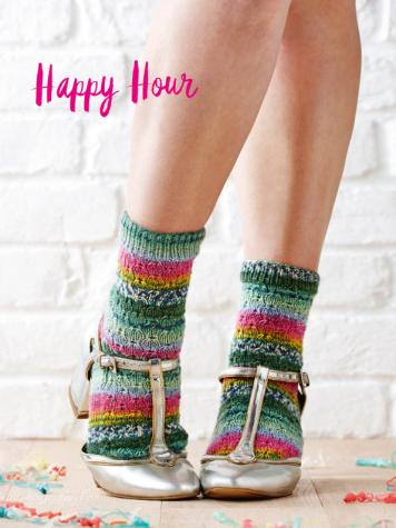 Strickanleitung - Happy Hour - Simply Kreativ – Best of Simply Stricken Socken