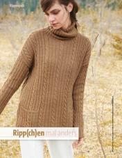 Strickanleitung - Ripp(ch)en mal anders - Fantastische Herbst-Strickideen 05/2019