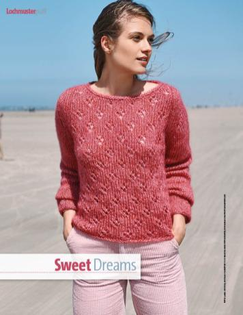 Strickanleitung - Sweet Dreams - Fantastische Herbst-Strickideen 05/2019