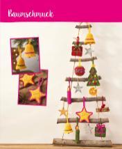 Häkelanleitung - Baumschmuck - Mini Häkeln Weihnachts-Ideen Vol. 11