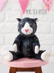 Nähanleitung - Bob der Kater - Best of Simply Nähen Kuscheltiere
