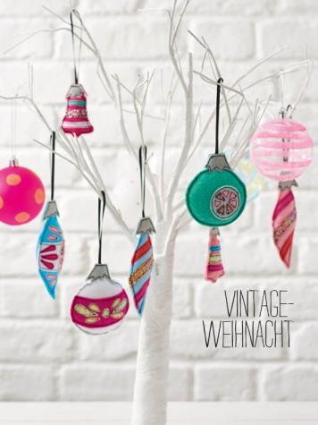 Nähanleitung - Vintage-Weihnacht - Best of Simply Nähen Home-Deko & Accessoires