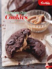 Rezept - Chocolate-Chip-Cookies - Simply Backen Sonderheft Weihnachtsbacken mit Janet & Jasmin 01/2019