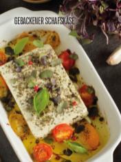 Rezept - Gebackener Schafskäse - Bewusst Low Carb Sonderheft – 03/2019