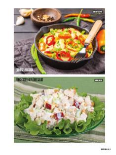 Rezept - Gemüse-Frittata & Fruchtiger Geflügelsalat - Bewusst Low Carb Sonderheft: 4 Kilo in 30 Tagen - 01/2020
