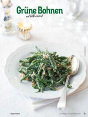 Rezept - Grüne Bohnen mit Vollkornsenf - Simply Kochen Weihnachts-Menü – 05/2019