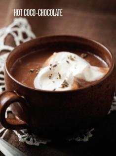 Rezept - Hot-Coco-Chocolate - Bewusst Low Carb Sonderheft – 03/2019