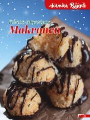 Rezept - Kokos-Marzipan-Makronen - Simply Backen Sonderheft Weihnachtsbacken mit Janet & Jasmin 01/2019