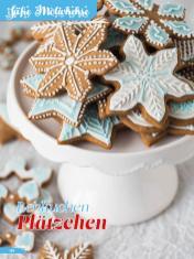 Rezept - Lebkuchen-Plätzchen - Simply Backen Sonderheft Weihnachtsbacken mit Janet & Jasmin 01/2019