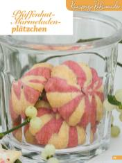 Rezept - Pfaffenhut-Marmeladenplätzchen - Weihnachtsbäckerei 01/2019