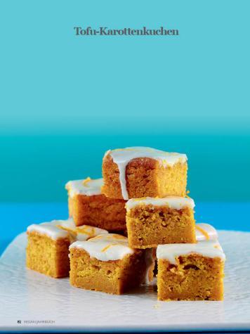 Rezept - Tofu-Karottenkuchen - Healthy Vegan Sonderheft - Vegan Jahrbuch