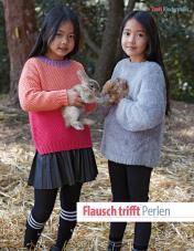 Strickanleitung - Flausch trifft Perlen - Fantastische Winter-Strickideen 06/2019