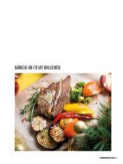 Rezept - Barbecue-Rib-Eye mit Grillgemüse - Bewusst Low Carb – 01/2020