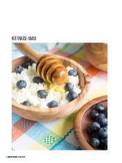 Rezept - Hüttenkäse-Snack - Bewusst Low Carb – 01/2020