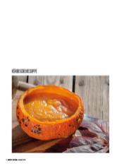 Rezept - Kürbiscremesuppe - Bewusst Low Carb – 01/2020