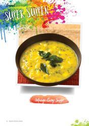 Rezept - Mango-Curry-Suppe - Vegan Food & Living – 01/2020