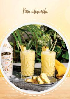 Rezept - Pina almanda - Vegan Food & Living – 01/2020