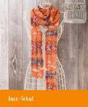 Häkelanleitung - Lace-Schal - Mini Häkeln Vol. 12 Schals & Tücher