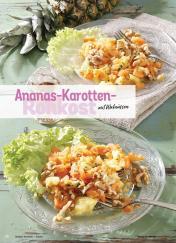 Rezept - Ananas-Karotten-Rohkost mit Walnüssen - Simply Kochen Sonderheft Best of Salate
