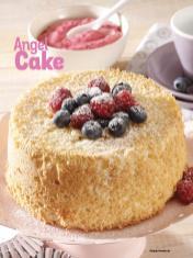 Rezept - Angel Cake - Simply Kochen Diät-Rezepte für die ganze Familie