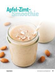 Rezept - Apfel-Zimt-Smoothie - Simply Kochen Diät-Rezepte für die ganze Familie