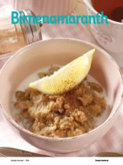 Rezept - Birnenamaranth - Simply Kochen Diät-Rezepte für die ganze Familie