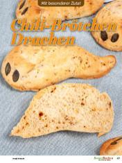 Rezept - Chili-Brötchen-Drachen - Besser Backen mit Tommy Weinz – Brötchen