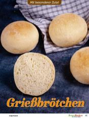 Rezept - Griessbrötchen - Besser Backen mit Tommy Weinz – Brötchen