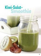 Rezept - Kiwi-Salat-Smoothie - Simply Kochen Diät-Rezepte für die ganze Familie