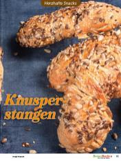 Rezept - Knusperstangen - Besser Backen mit Tommy Weinz – Brötchen