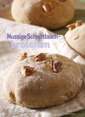Rezept - Nussige Schnittlauchbrötchen - Simply Kochen Sonderheft Best of Salate