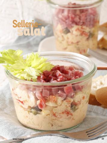 Rezept - Selleriesalat - Simply Kochen Diät-Rezepte für die ganze Familie