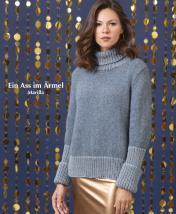 Strickanleitung - Ein Ass im Ärmel - Marilla - Designer Knitting - 01/2020