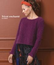 Strickanleitung - Tricot enchante - Iris Ethere - Designer Knitting - 01/2020