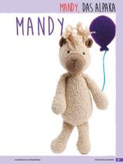 Häkelanleitung - Mandy - Fantastische Häkelideen Bärchenparty Amigurumi Vol. 24