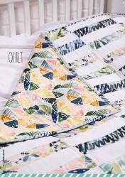 Nähanleitung - Quilt - Simply Nähen 02/2020