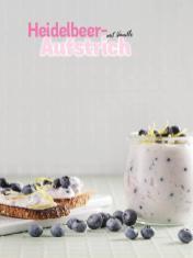 Rezept - Heidelbeer-Aufstrich mit Vanille - Simply Kochen Sonderheft Low Carb