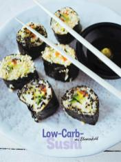 Rezept - Low-Carb-Sushi mit Blumenkohl - Simply Kochen Sonderheft Low Carb