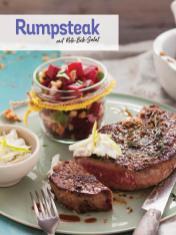 Rezept - Rumpsteak mit Rote-Bete-Salat - Simply Kochen Sonderheft Low Carb