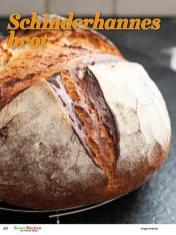 Rezept - Schinderhannesbrot - Brote Backen mit Tommy Weinz 02/2020