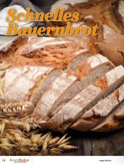 Rezept - Schnelles Bauernbrot - Brote Backen mit Tommy Weinz 02/2020