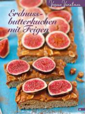 Rezept - Erdnuss-Butterkuchen mit Feigen - Simply Backen Kuchen & Kleingebäck – 01/2020