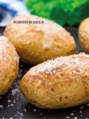Rezept - Pellkartoffeln mit Fleur de Sel - Bewusst Low Carb Sonderheft: Fasten – 02/2020
