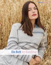 Strickanleitung - Ein Bett im Kornfeld - Fantastische Frühlings-Strickideen 02/2020